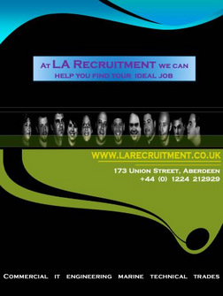 At LA Recruitment we can help you find your ideal job